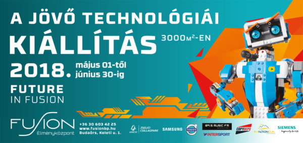A jövő technológiái kiállítás – június 30-ig