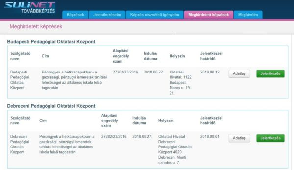 Pénzügyek a hétköznapokban: augusztusban Budapesten és Debrecenben