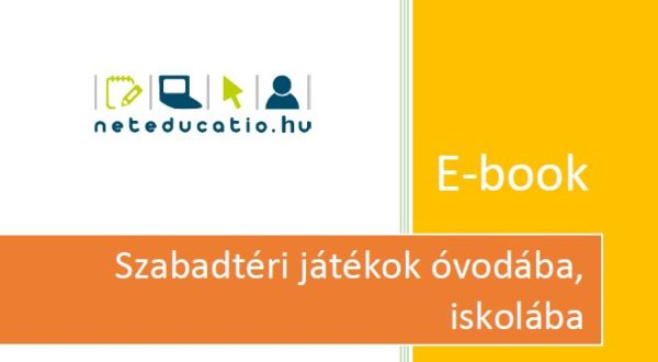 Ingyenes pedagógiai e-bookok, játékok, segédletek