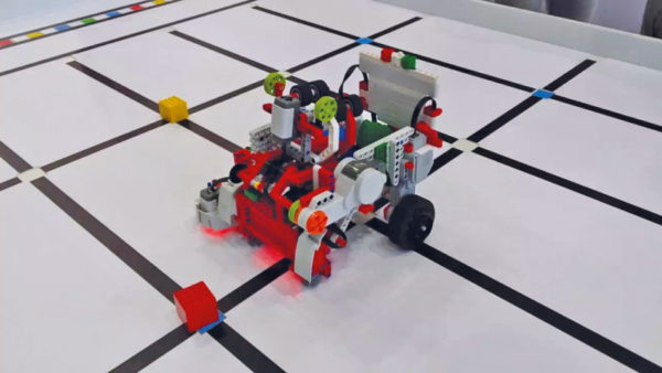 LEGO és LEGO robotok az iskolai tanításban