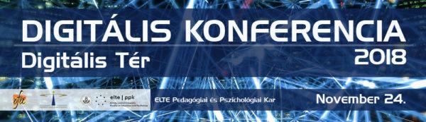 Digitális Tér 2018 konferencia
