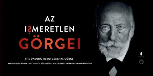 Az ismeretlen Görgei: kiállítás a Nemzeti Múzeum